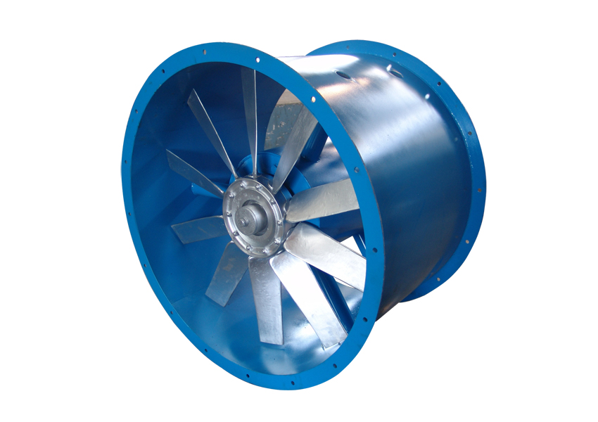 series axial fans